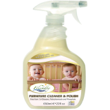 Friendly Organic solutie BIO pentru curatarea si lustruirea mobilierului din camera copilului