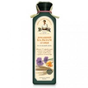 Balsam pe baza de apa de gheata cu 17 plante siberiene