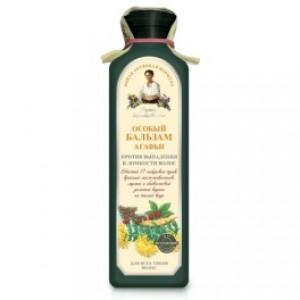 Balsam special pe baza de apa de gheata cu 17 plante siberiene ヨ impotriva caderii parului  (toate tipurile de par)