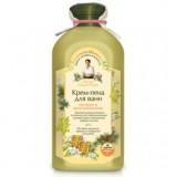Crema-spumant de baie nutritiv si regenerant cu 5 plante si sare siberiana rapa
