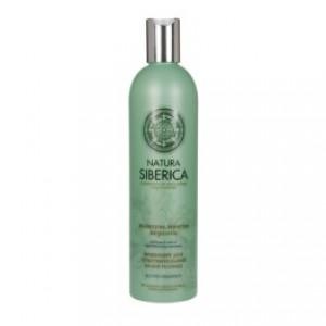 Sampon organic antimatreata pentru scalp sensibil