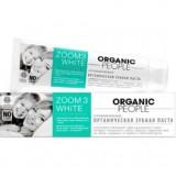 Pasta de dinti organica zoom 3 white