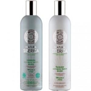Balsam organic volum si ingrijire pentru toate tipurile de par