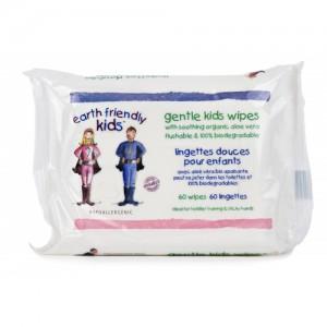 Servetele umede eco pentru copii
