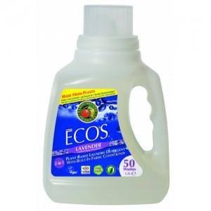 Ecos-detergent lichid pt. rufe super concentrat- lavanda