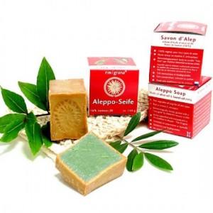 Sapun de Alep cu dafin, anti-acnee