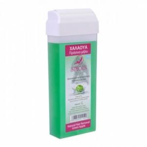 Roll-on ceara naturala de zahar pentru epilat - aroma mar verde