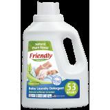 Detergent bio natural pentru hainutele copiilor, fara miros, 53 spalari