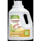 Detergent bio natural pentru hainele copiilor cu esenta de Magnolie 53 spalari